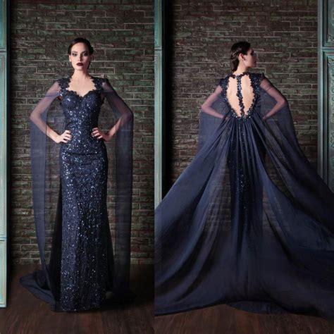 Blouse Rami Black rami kadi sequined evening dresses for dubai arabic saudi