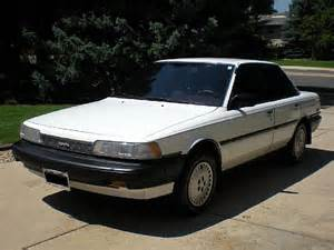 1987 Toyota Camry 1987 Toyota Camry Deluxe For Sale Boulder Colorado