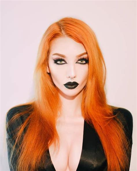 orange hair tumblr