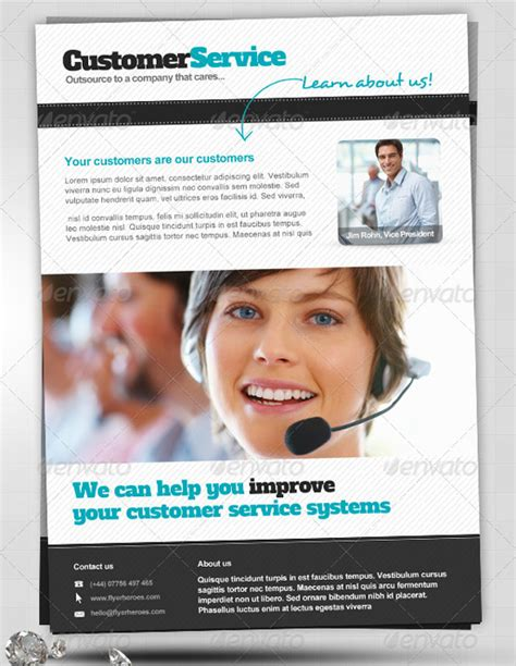 business ad templa on political caign flyer ad template