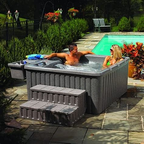 cost of jacuzzi bathtub the affordable 4 person hot tub for your great relaxing time