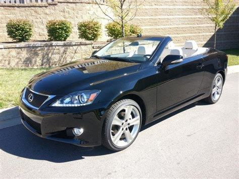 2014 lexus is250c base 2dr convertible convertible 2 doors
