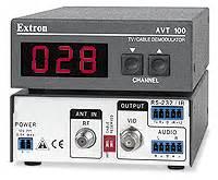 Tv Tuner Avt extron tuners avt 100