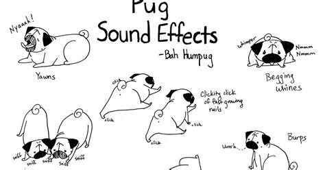 pug sound bah humpug pug sound effects