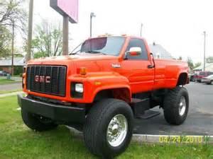 Chevrolet Top Kick Gmc Topkick I Like The Single Tires Machines