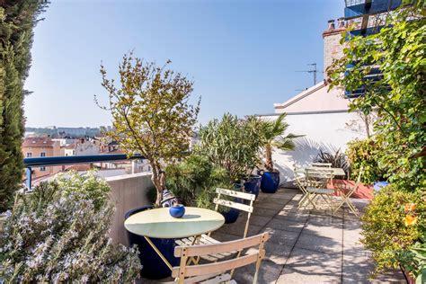 Terrasse 9eme by Lyon Lyon 9 232 Me Appartement Toit Terrasse Agence Ea Lyon