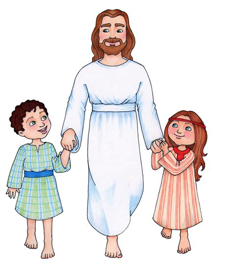 jesus clipart clip of jesus with children free clip of jesus