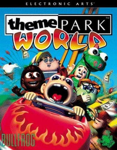 theme park world xbox 360 theme park world cheats f 252 r pc