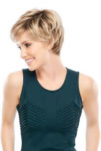 short cap like women s haircut allure wig by jon renau short pixie synthetic hair and