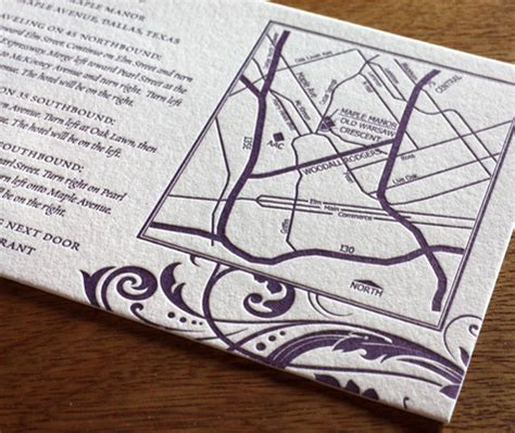 do i to include directions in my wedding invitation do i really need a directions card in my wedding invitation perfectly invited wedding