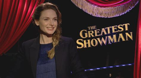 the greatest showman rebecca ferguson on the greatest showman and mission