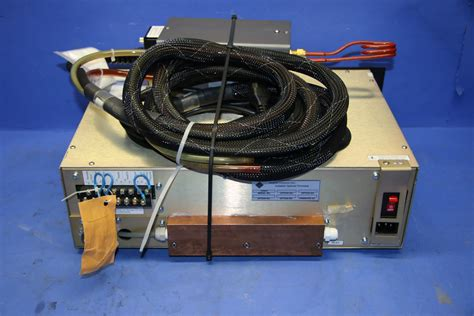 induction heating wand 1 used ameritherm hotshot induction heater with wand attachments machine tool supplier