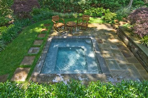 swimmingpool klein inground pool pool traditional with grass wooden outdoor