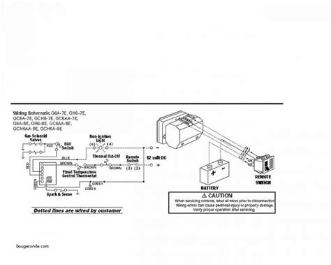 atwood water heater g6a 8e wiring diagram wiring diagram