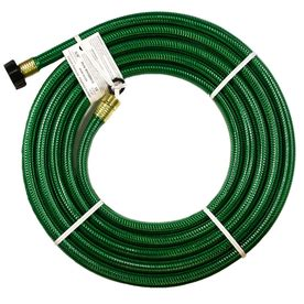 Lowes Garden Hoses by Shop Swan 5 8 In X 15 Ft Light Duty Garden Hose At Lowes