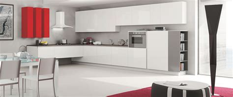 Oceano Kitchen by Linear Kitchen With Minimalist Design And Wood Finishes