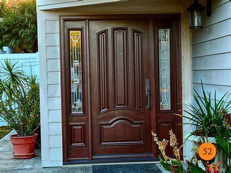 Exterior Fiberglass Doors With Sidelights Entry Doors With Sidelights Todays Entry Doors
