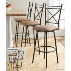 Mainstays Adjustable Height Bar Stools 3 Pack by 15 Best Set Of 3 Bar Stools Images On