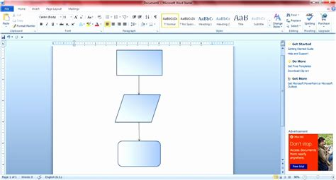 how to create a flowchart in wordreference letters words reference