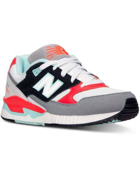 modern sneakers new balance s 530 90s remix casual sneakers from