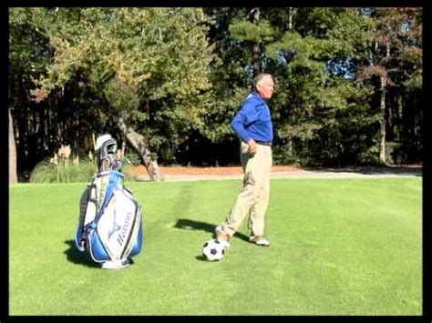 powerful golf swing proper hip movement more powerful golf swing youtube