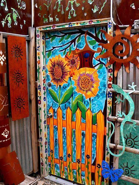 cool ways to paint doors slideshow
