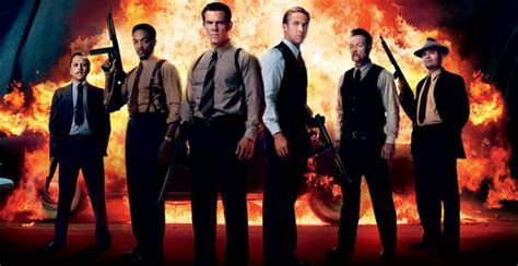 film gangster più famosi il film da vedere stasera 5 ottobre gangster squad