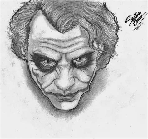sketch of tattoo art joker one more joker tattoo sketch real photo pictures images