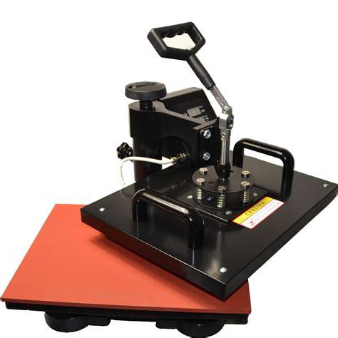 swing arm press china swing arm heat press machine for t shirt pj c001
