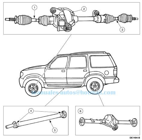 free download parts manuals 1996 ford explorer free book repair manuals 1996 ford explorer repair manual free download images frompo