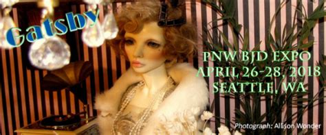 pacific northwest jointed doll expo pacific northwest bjd expo