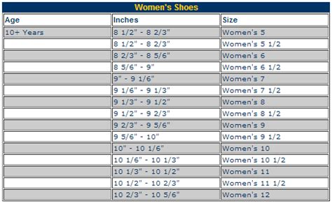 shoe size 4 determine your child s shoe size dunhams sports