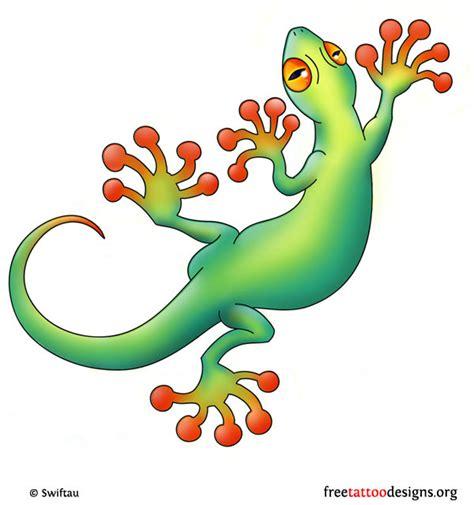 gecko tattoo designs free gecko tattoos on lizard