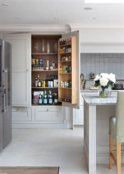 Large Pantry Ideas by Kitchen Pantry Ideas Simplified Bee