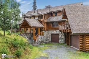 log cabins for sale near anchorage alaska