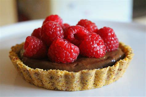 chocolate raspberry recipes chocolate raspberry tart recipe dishmaps