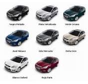 Colores Disponibles Nuevo Ford Focus