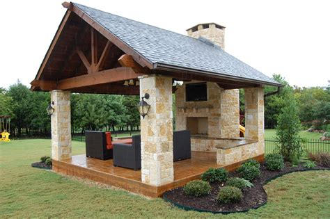 Custom Patio Designs Cabanas Custom Patio Designs Forney Tx