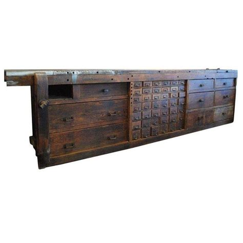 antique woodworking bench for sale 41 best antique work benches images on pinterest