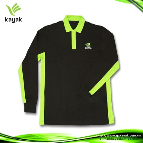 design a green shirt sharp green and black promotion polo shirt buy green and