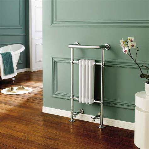 traditional bathroom radiators uk traditional bathroom heated towel rail column victorian