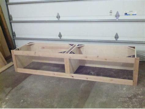 mudroom lockerboot bench woodworking talk woodworkers