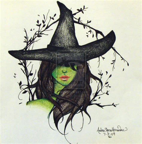 elphaba by dreaeleanora on deviantart