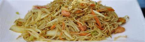 cucina cinese calorie ricetta spaghetti di riso saltati ricette di buttalapasta