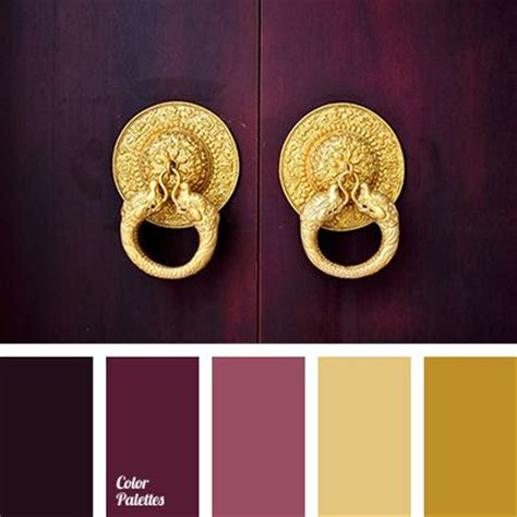 25 best ideas about gold color palettes on