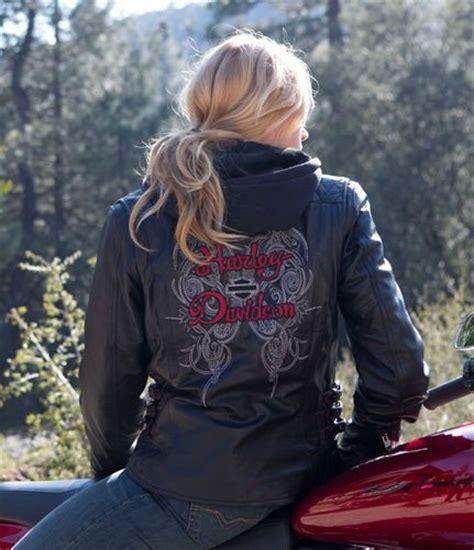 3in1 Vest Pink harley davidson 174 womens solstice 3 in 1 black leather