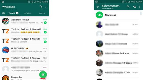 How To Search For In Whatsapp Frustrated By The Whatsapp Status Feature And Your Disappeared Contacts List Here S