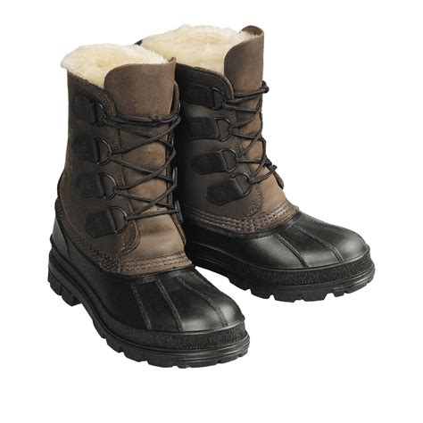 winter waterproof boots for kamik winter pac boots waterproof for 74881