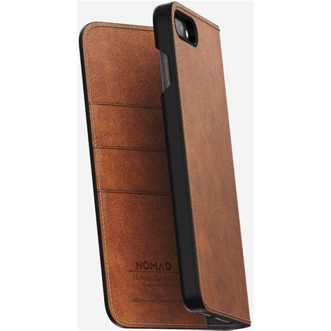 nomad leather folio case  iphone