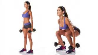 Proper squats with weights exercises for bad knees and hips review